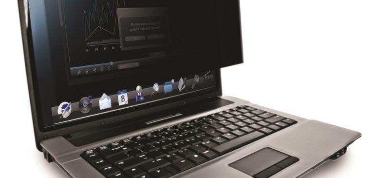 Sichtschutzfolie für Laptop und Smartphone